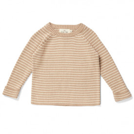 Meo Knit Blouse - Moonlight