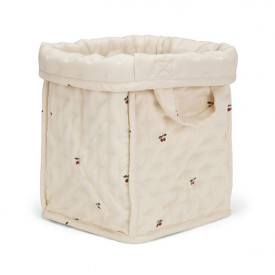 Big Quilted Box - Cherry