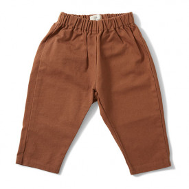 Adine Pants - Faded Brown