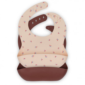 2 pack baby bib silicone - Bloom