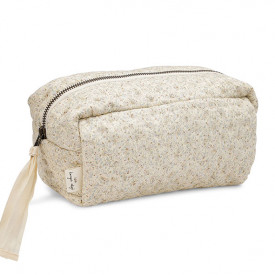 Quilted Toiletry Bag - Melodie