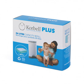 Korbell Refill Pacs - Plus
