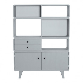Bookcase Enigme - 2 Colors to choose