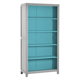 Bookcase Parisienne - 2 Colors to choose