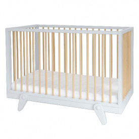 Cot Bed Petipeton 60 x 120 - Color to choose