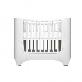 Convertible crib to junior bed 0-7 years old - White