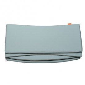 Bumper bed for baby bed - Misty Blue