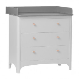 Changing Station for Classic Dresser - Grey