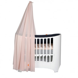 Leander Canopy - Soft Pink