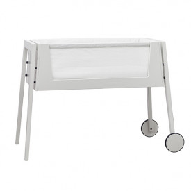 Side-by-side bed Linea - White