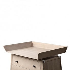 Linea Changing Unit - Oak