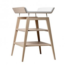 Linea Changing Table - Beech