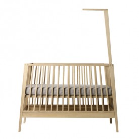 Canopy Stick for Linea Baby Cot - Oak