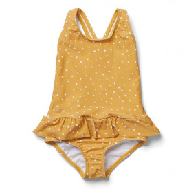 Amara Swimsuit - Confetti Yellow Mellow