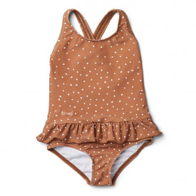 Amara Swimsuit - Confetti Terracotta