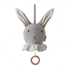 Angela Music Mobile - Rabbit Grey