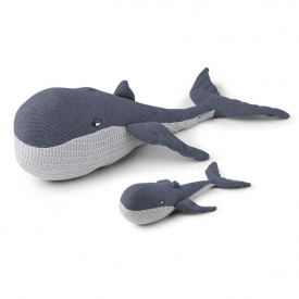 Doby Whale with Baby