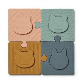 Baby Puzzle Bodil - Multi Mix