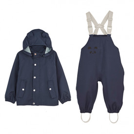 Dakota Rainwear - Navy