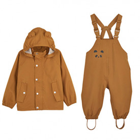 Dakota Rainwear - Mustard
