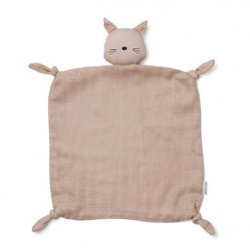 Cuddle Cloth Cat - Rose