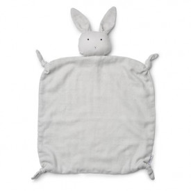 Cuddle Cloth Rabbit - Grey