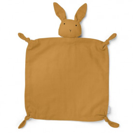 Cuddle Cloth Rabbit - Mustard