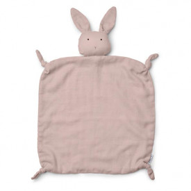 Cuddle Cloth Rabbit - Rose