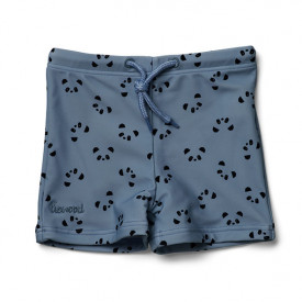 Otto Swim Pants - Panda Blue Wave