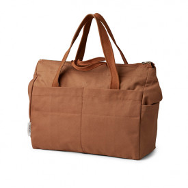 Melvin Nursery Bag - Terracotta