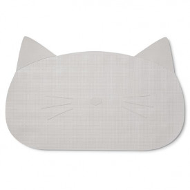 Bathmat Cat - Grey