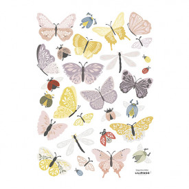 Wallstickers Butterflies and Insects (A3)