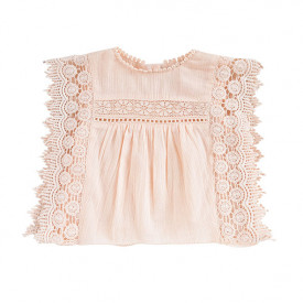 Adolio Blouse - Blush