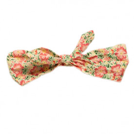 Cally Headband - Pink Meadow