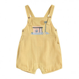 Atila Overall - Soft Honey