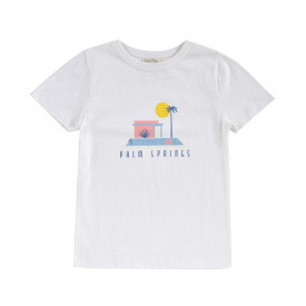 Atayo T-Shirt - Cream
