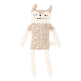 Fawn Soft Toy - Sand/White