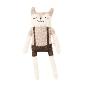 Fawn Soft Toy - Overalls