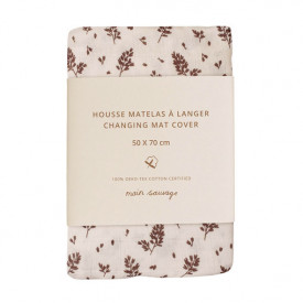 Changing Mat Cover - Meadow