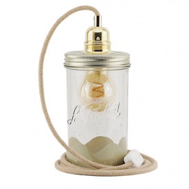 Lamp Jute Cable - Madeleine