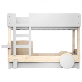 Bunk Bed w/ Underbed Drawer Discovery Nature Mathy by Bols