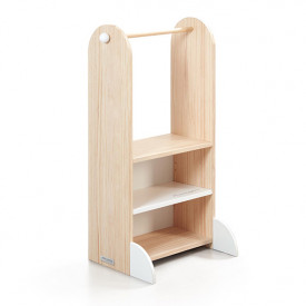 Mini-Wardrobe - Rod + Shoes shelf