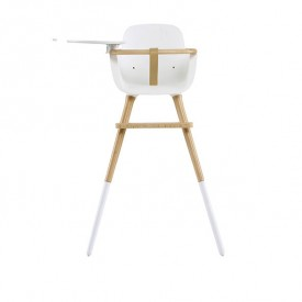 Set of Chair legs - OVO High Chair Extension - White