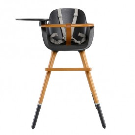 OVO High Chair Plus - City - Anthracit