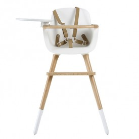 OVO High Chair Luxe - One - White