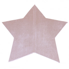 Matters Play Mat Star - Pale Pink