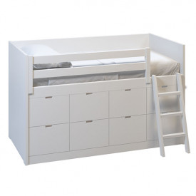 Day bed Block XL 8 drawers - 90x190cm