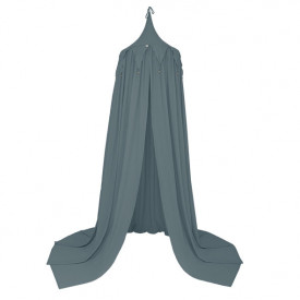 Circus Bunting Canopy - Ice Blue