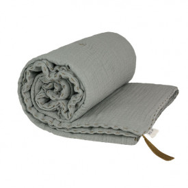 Winter Blanket 140x190 cm - Silver Grey