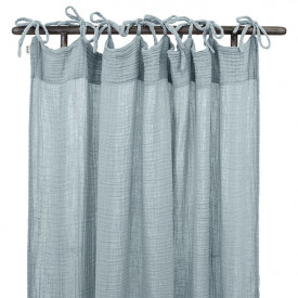 Curtain 100 x 290 - Sweet Blue